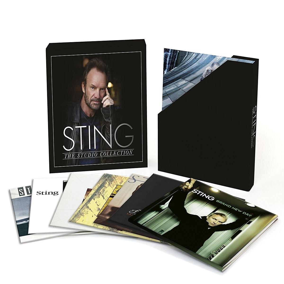 Sting. The Studio Collection (11 LP)Представляем вашему вниманию издание Sting. The Studio Collection, в котором собраны восемь студийных альбомов Стинга на 180-граммовом виниле.<br>