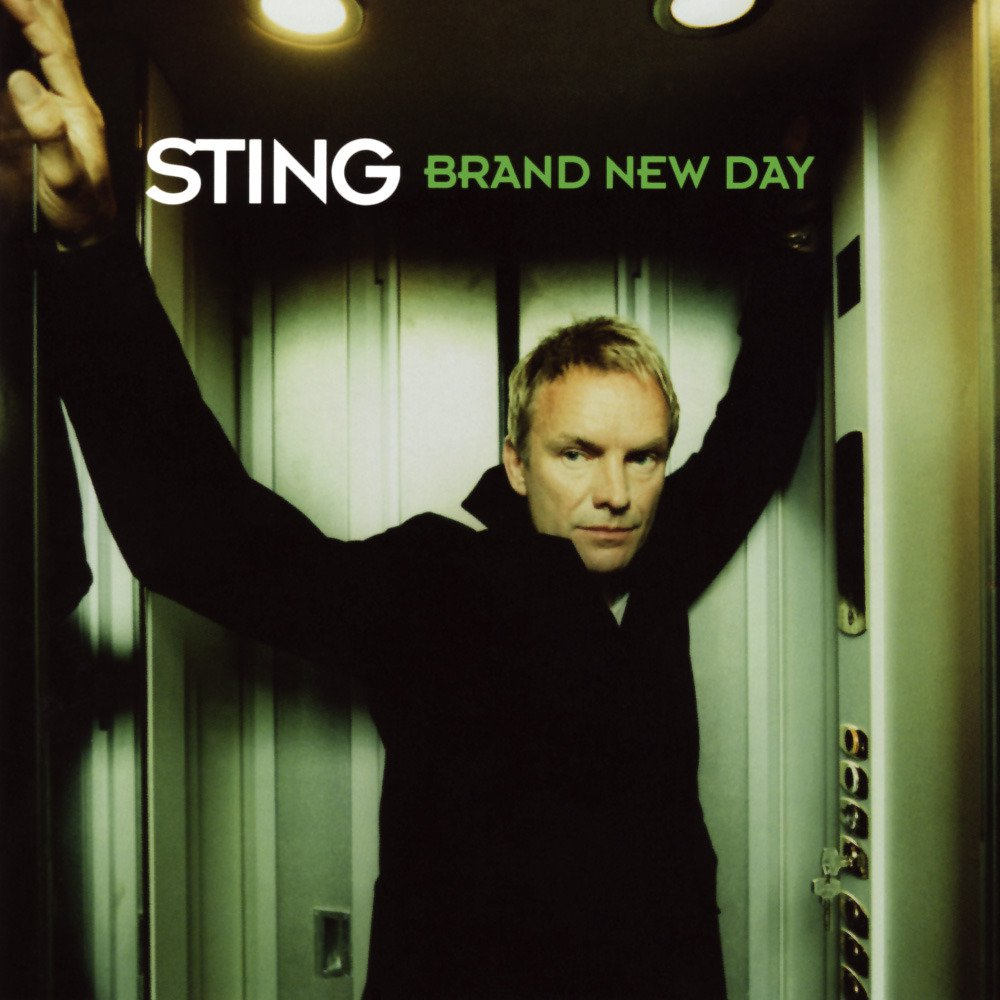 Sting. Brand New Day (2 LP) sting sting the complete studio collection 16 lp