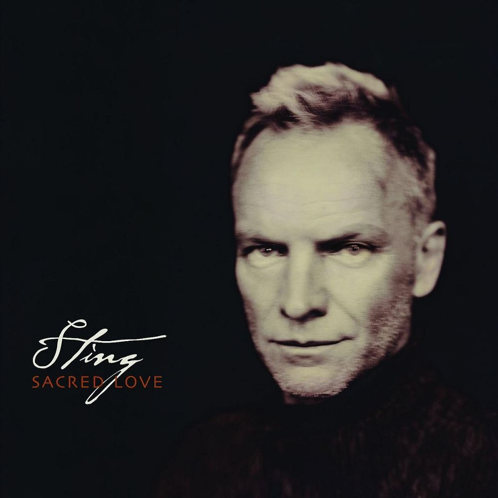 Sting. Sacred Love (2 LP) scorpions love at first sting 2 cd
