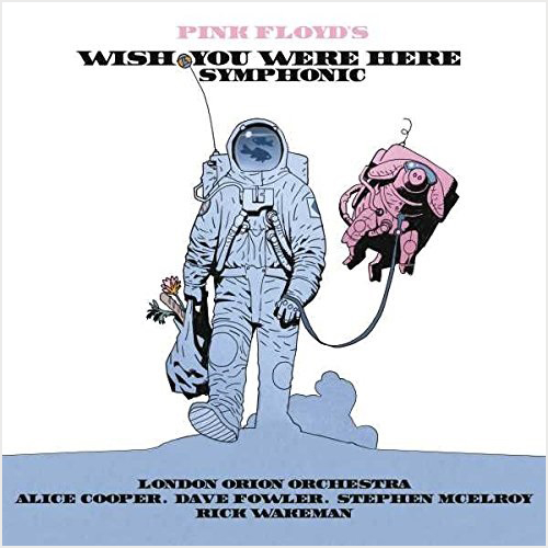 London Orion Orchestra. Pink Floyd`s Wish You Were Here Symphonic (LP)