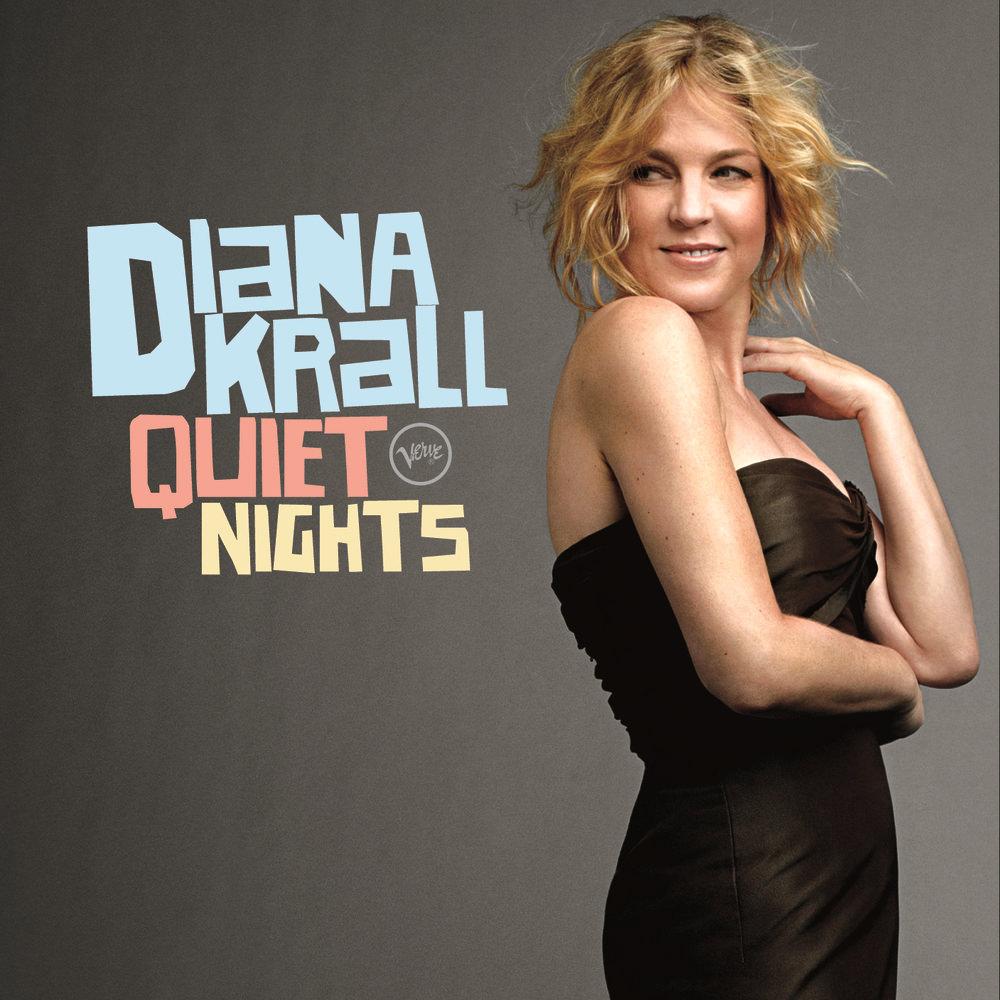 Diana Krall. Quiet Nights (2 LP)Представляем вашему вниманию альбом Diana Krall. Quiet Nights, десятый студийный альбом канадской певицы Дианы Кролл, изданный на виниле.<br>