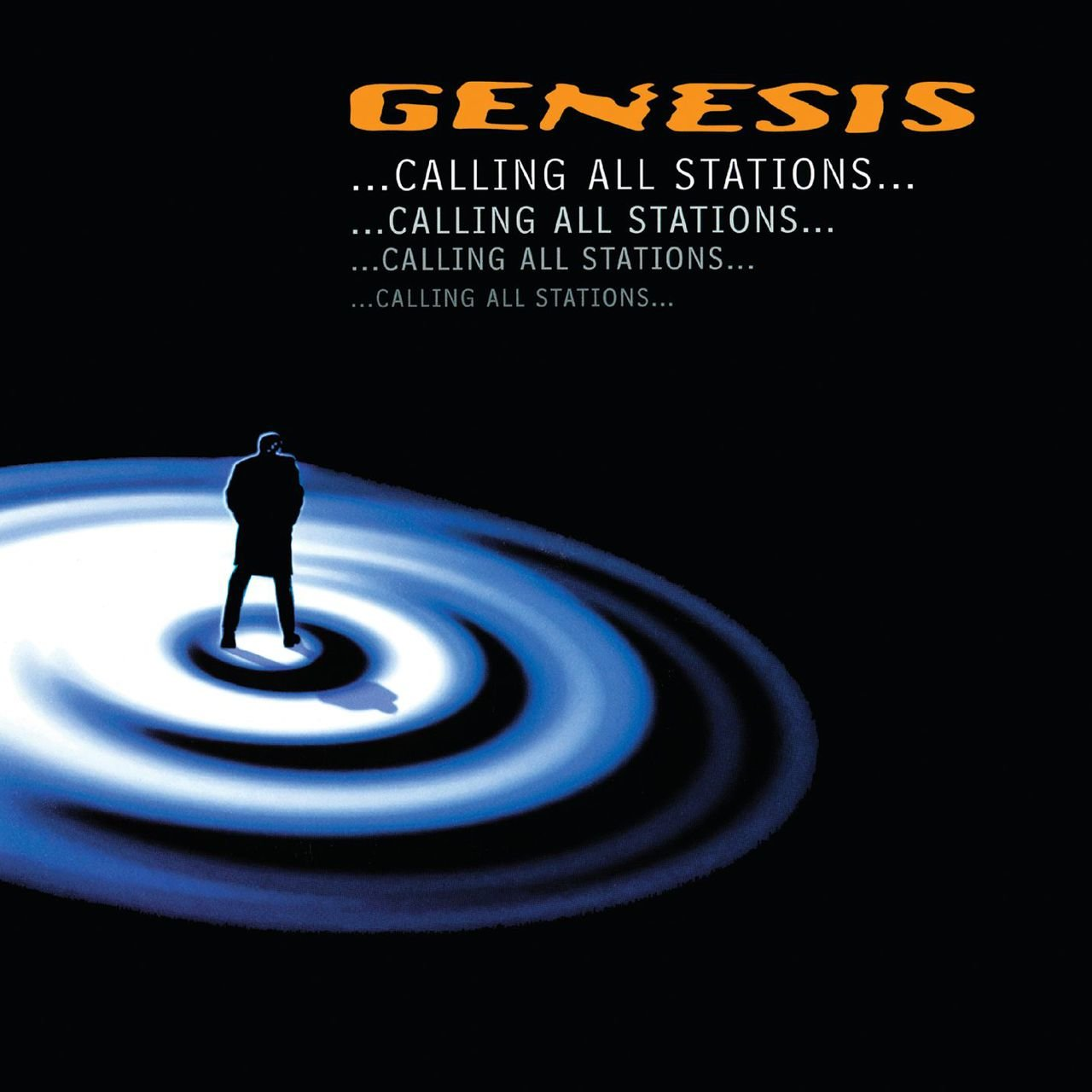 Genesis. Calling All Stations (2 LP) genesis