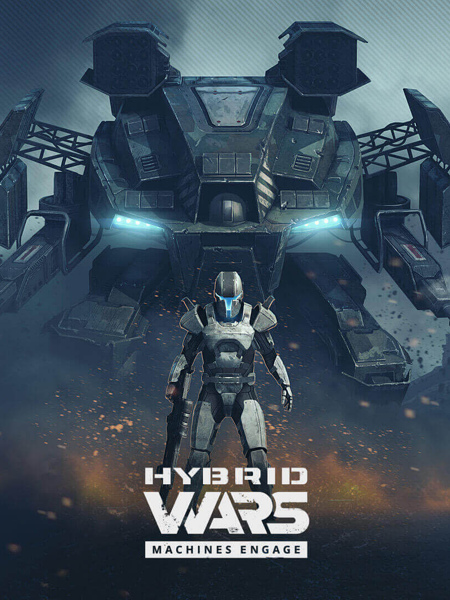 Hybrid Wars (Цифровая версия)В Hybrid Wars ты становишься во главе целого арсенала боевых машин будущего и противостоишь многочисленным вражеским атакам.<br>