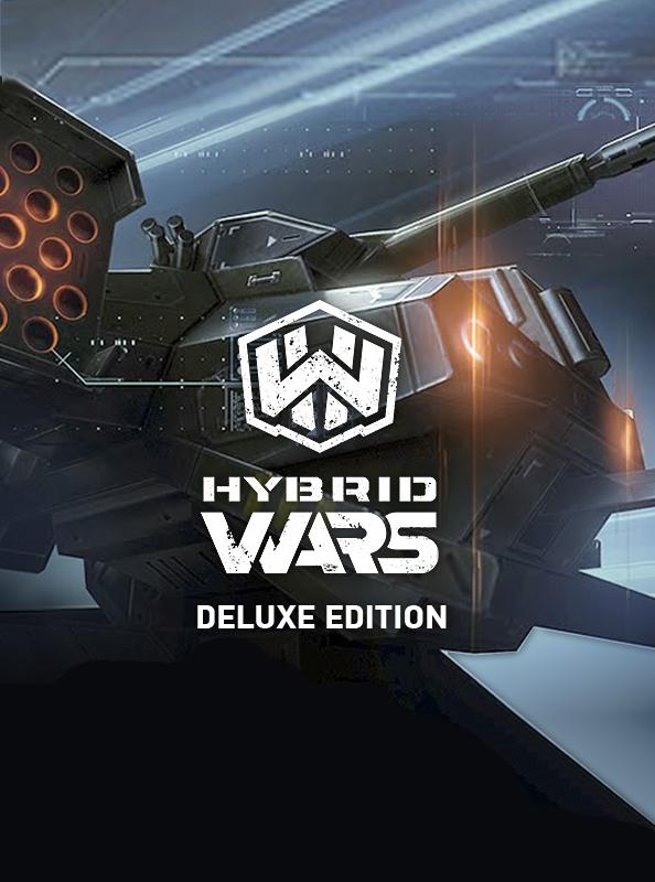 Hybrid Wars. Deluxe Edition  (Цифровая версия)В Hybrid Wars ты становишься во главе целого арсенала боевых машин будущего и противостоишь многочисленным вражеским атакам.<br>