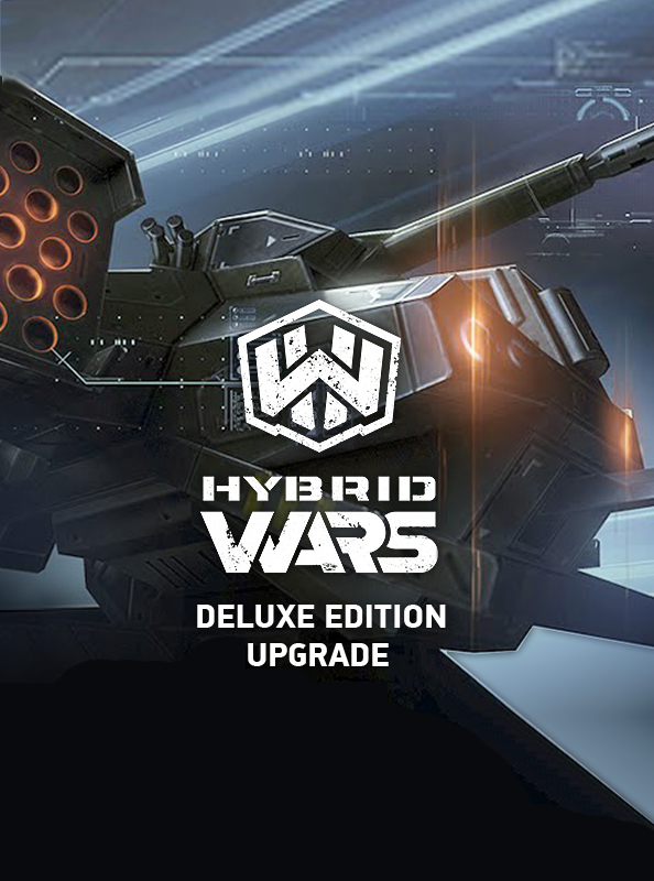 Hybrid Wars. Deluxe Edition Upgrade  (Цифровая версия) элтон джон elton john goodbye yellow brick road deluxe edition 2 cd