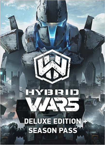 Hybrid Wars. Deluxe Edition + Season Pass (Цифровая версия) элтон джон elton john goodbye yellow brick road deluxe edition 2 cd