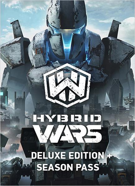 Hybrid Wars. Deluxe Edition + Season Pass (Цифровая версия)В Hybrid Wars ты становишься во главе целого арсенала боевых машин будущего и противостоишь многочисленным вражеским атакам.<br>