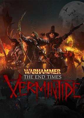 Warhammer: End Times - Vermintide [PC, Цифровая версия] (Цифровая версия)Warhammer: End Times - Vermintide &amp;ndash; это эпическое приключение в жанре сражения от первого лица с возможностью кооператива, действие которого происходит в Конце Времен легендарной фэнтезийной вселенной Warhammer.<br>
