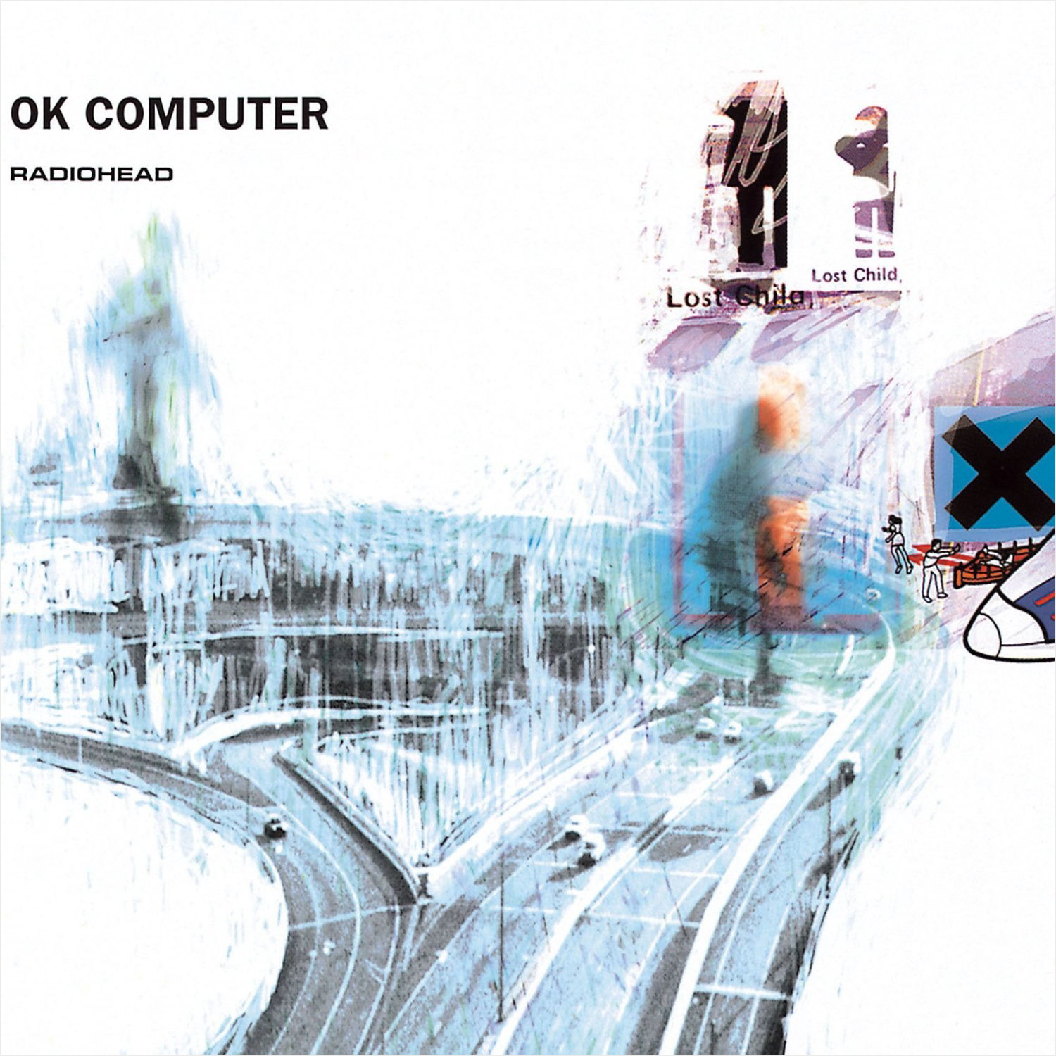 Radiohead. Ok Computer (2 LP) radiohead radiohead the king of limbs