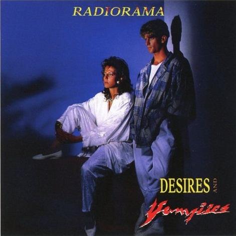 Radiorama. Desires And Vampires (LP)