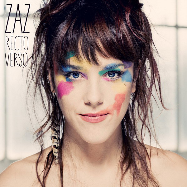 Zaz. Recto Verso (2 LP) zaz – paris 2 lp