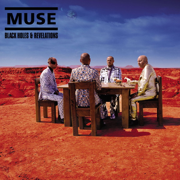 Muse. Black Holes And Revelations (LP)