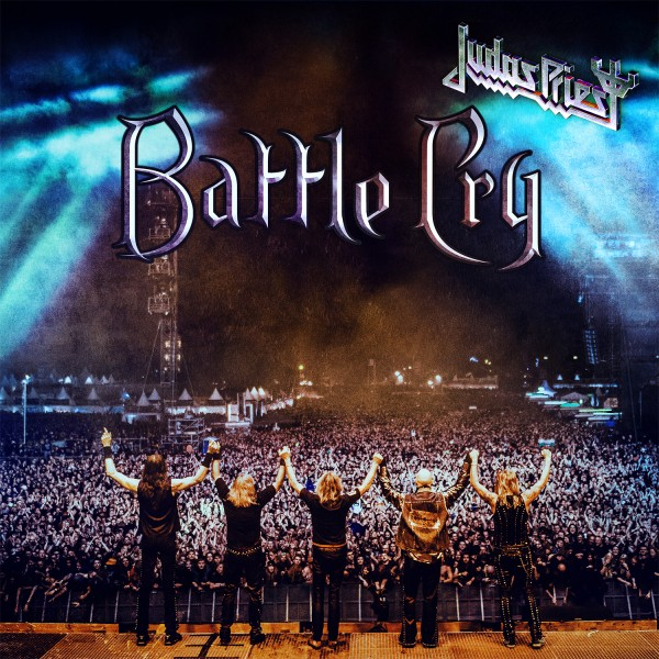 Judas Priest. Battle Cry (2 LP) цена