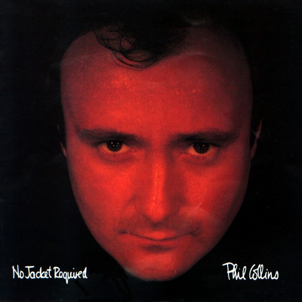 Phil Collins. No Jacket Required (LP) cd phil collins the essential going back