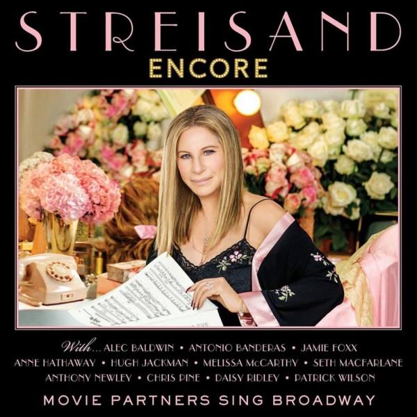 Barbra Streisand. Encore: Movie Partners Sing Broadway (LP)Представляем вашему вниманию Barbra Streisand. Encore: Movie Partners Sing Broadway &amp;ndash; 35-й студийный альбом американской певицы Барбры Стрейзанд.<br>