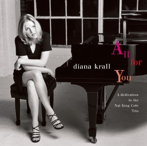 Diana Krall. All For You (2 LP) diana krall from this moment on 2 lp