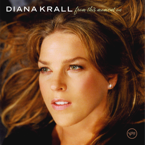 Diana Krall. From This Moment On (2 LP) yes – tales from topographic oceans 2 lp