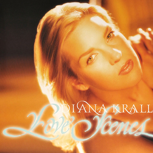 Diana Krall. Love Scenes (2 LP) diana krall from this moment on 2 lp