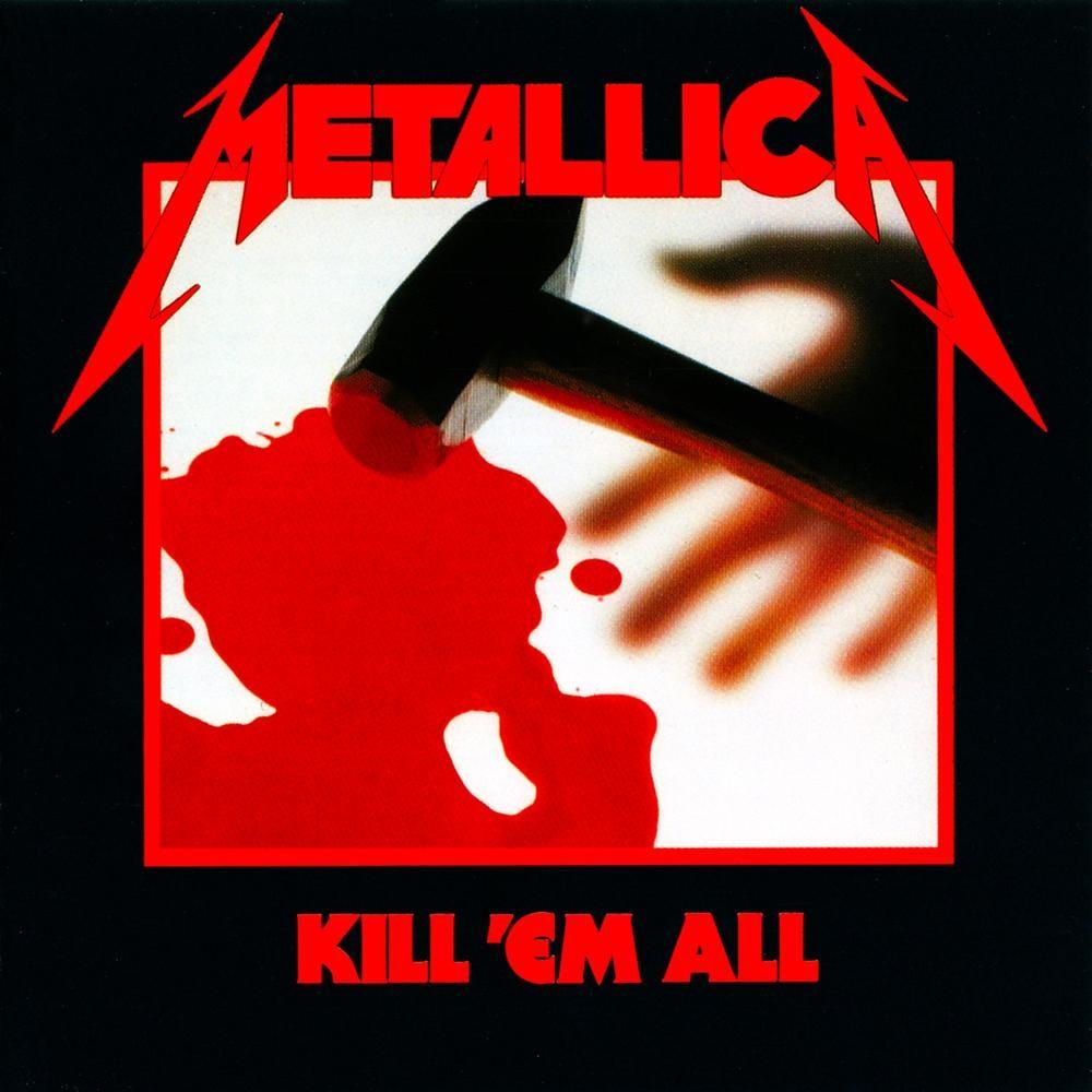 Metallica. Kill 'Em All (LP) kill em all cd