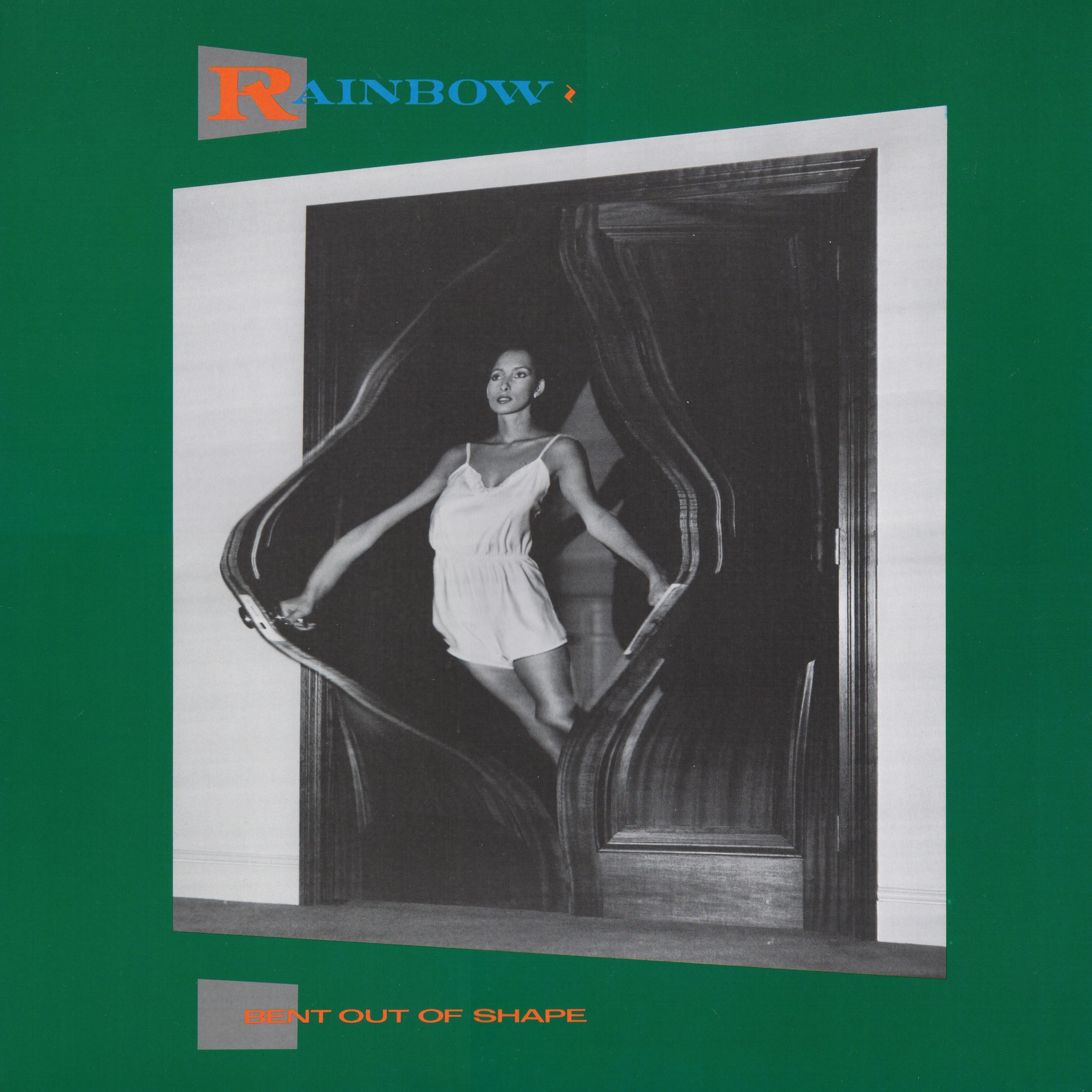 Rainbow. Bent Out Of Shape (LP) rainbow rainbow the polydor years 9 lp