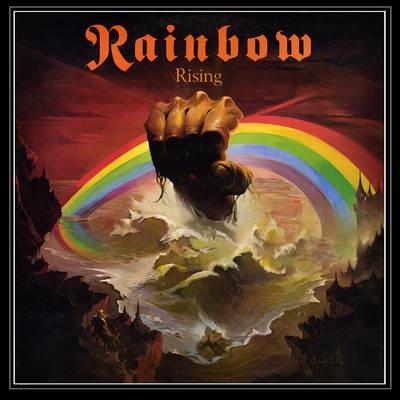 Rainbow. Rising (LP)Представляем вашему вниманию альбом Rainbow. Rising, второй студийный альбом группы Rainbow, изданный на виниле.<br>
