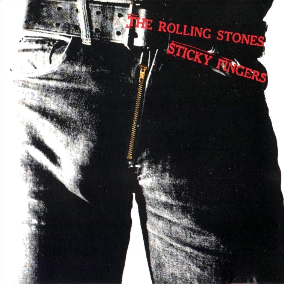 The Rolling Stones. Sticky Fingers (LP) the rolling stones sticky fingers 3cd cd