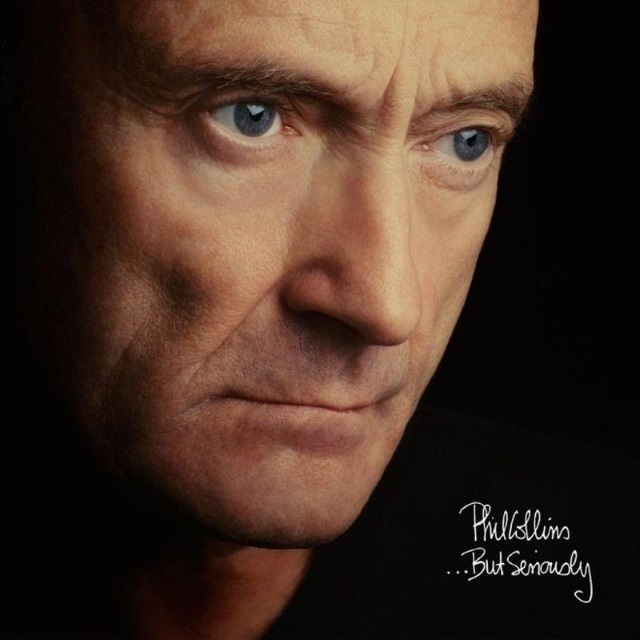 Phil Collin ...But Seriously (2 LP) cd phil collins the essential going back