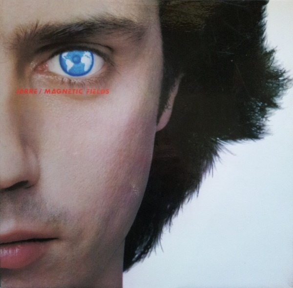 Jean Michel Jarre. Magnetic Fields (LP)