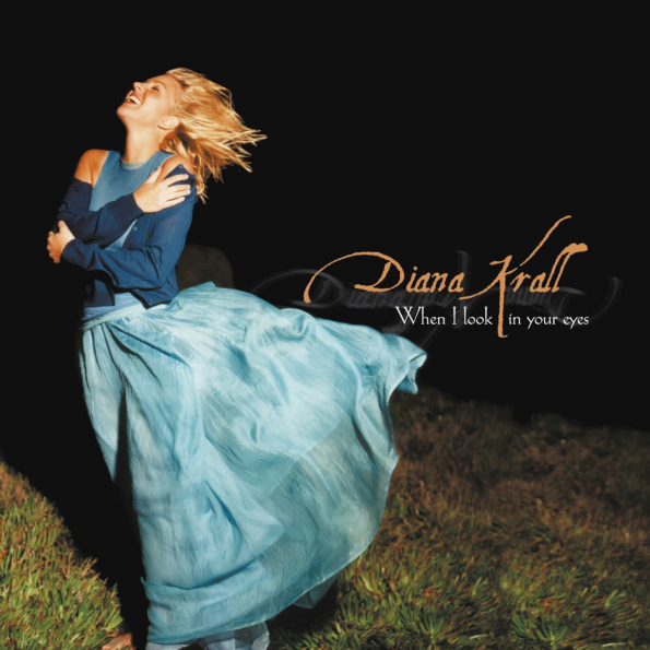 Diana Krall. When I Look In Your Eyes (2 LP) diana krall from this moment on 2 lp