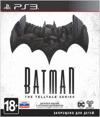 Batman: The Telltale Series [PS3]Batman: The Telltale Series – видеоигра об одном из самых популярных героев вселенной DC Сomics рассказывает совершенно новую, самостоятельную историю, полную увлекательных приключений и неподдельного драматизма.<br>