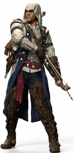 Фигурка Assassins Creed. Connor (17 см)Представляем вашему вниманию фигурку Assassins Creed. Connor от компании McFarlane, которая воплощает собой главного персонажа игры Assassins Creed III Коннора Кенуэя.<br>