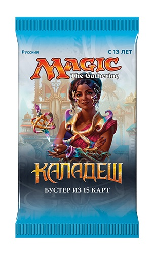 Magic The Gathering: Каладеш. Бустер (русский) gathering of win centauriad 2