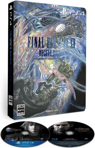 Final Fantasy XV. Deluxe Edition [PS4]