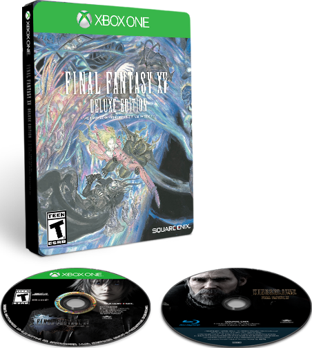 Final Fantasy XV. Расширенное издание [Xbox One]
