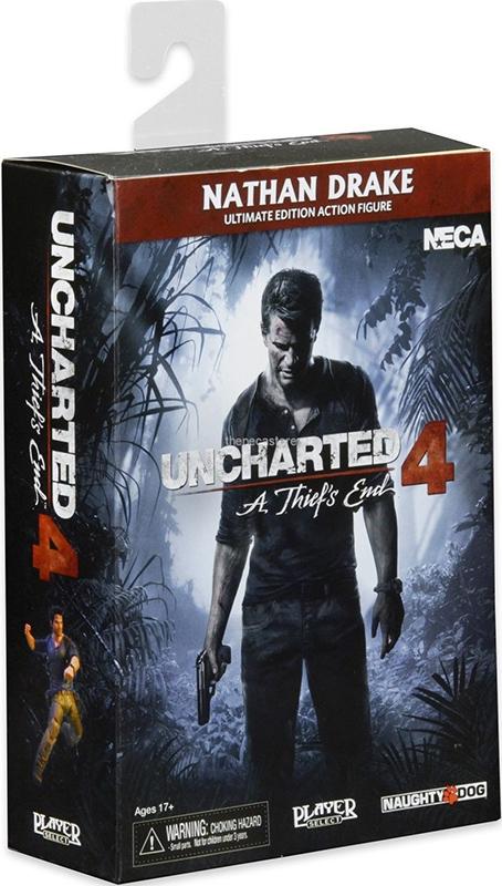 Фигурка Uncharted 4. Ultimate Nathan Drake (17 см)Чтобы отдать дань уважения захватывающей серии игр Uncharted, мы рады представить вам одну из самых ожидаемых новинок в линейке фигурок NECA &amp;ndash; фигурку  Ultimate Uncharted 4. Nathan Drake, выполненную в стиле главного героя игры, настоящего искателя приключений.<br>