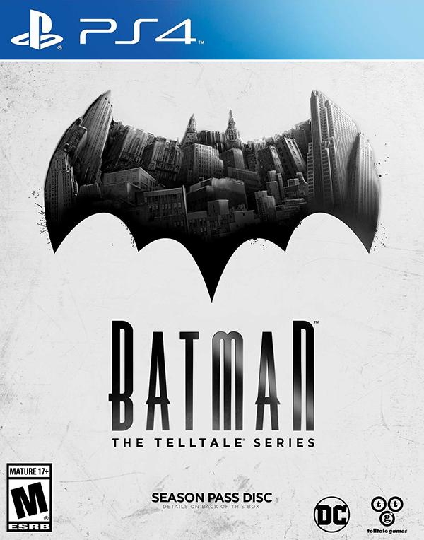 Batman: The Telltale Series [PS4]