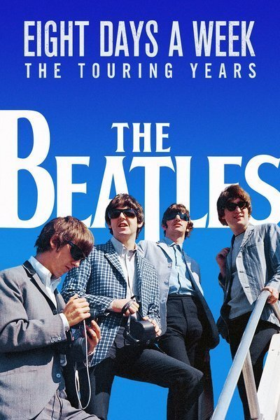 The Beatles: Eight Days A Week – The Touring Years. Limited Edition (2 DVD) the beatles the beatles a hard day s night ecd