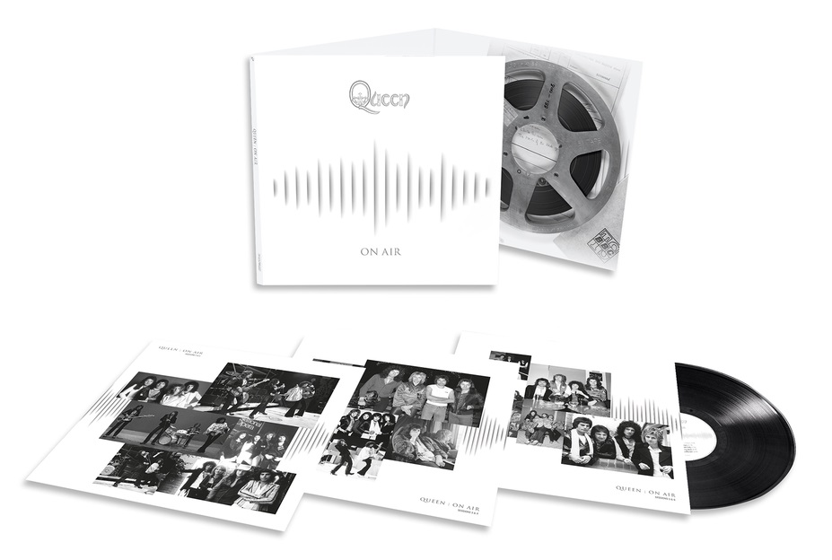 Queen: On Air (3 LP) виниловая пластинка guano apes bel air 2 lp