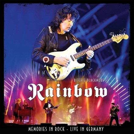 Ritchie Blackmore's Rainbow: Memories In Rock – Live In Germany (3 LP) magnum live in concert