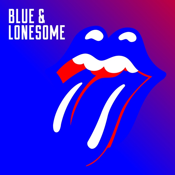 The Rolling Stones – Blue & Lonesome (CD) рубашка поло printio the rolling stones