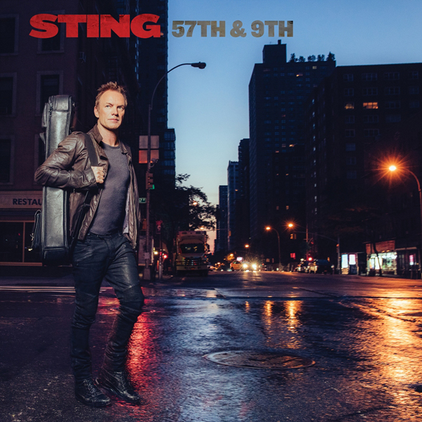 Sting. 57TH & 9TH (LP) sting sting the complete studio collection 16 lp