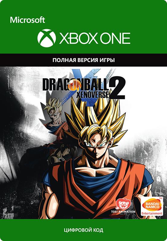 Dragon Ball Xenoverse 2 [Xbox One] (Цифровая версия)