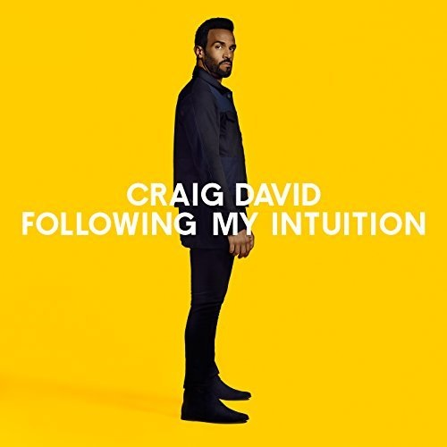 Craig David. Following My Intuition (2 LP + CD) atlas intuition 541 4