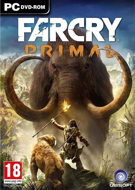 Far Cry Primal [PC]В игре Far Cry Primal вы окажетесь в каменном веке, а значит – в смертельной опасности. Земля безраздельно принадлежит мамонтам и саблезубым тиграм, а человек находится где-то в начале пищевой цепи. Вы последний выживший из группы охотников.<br>