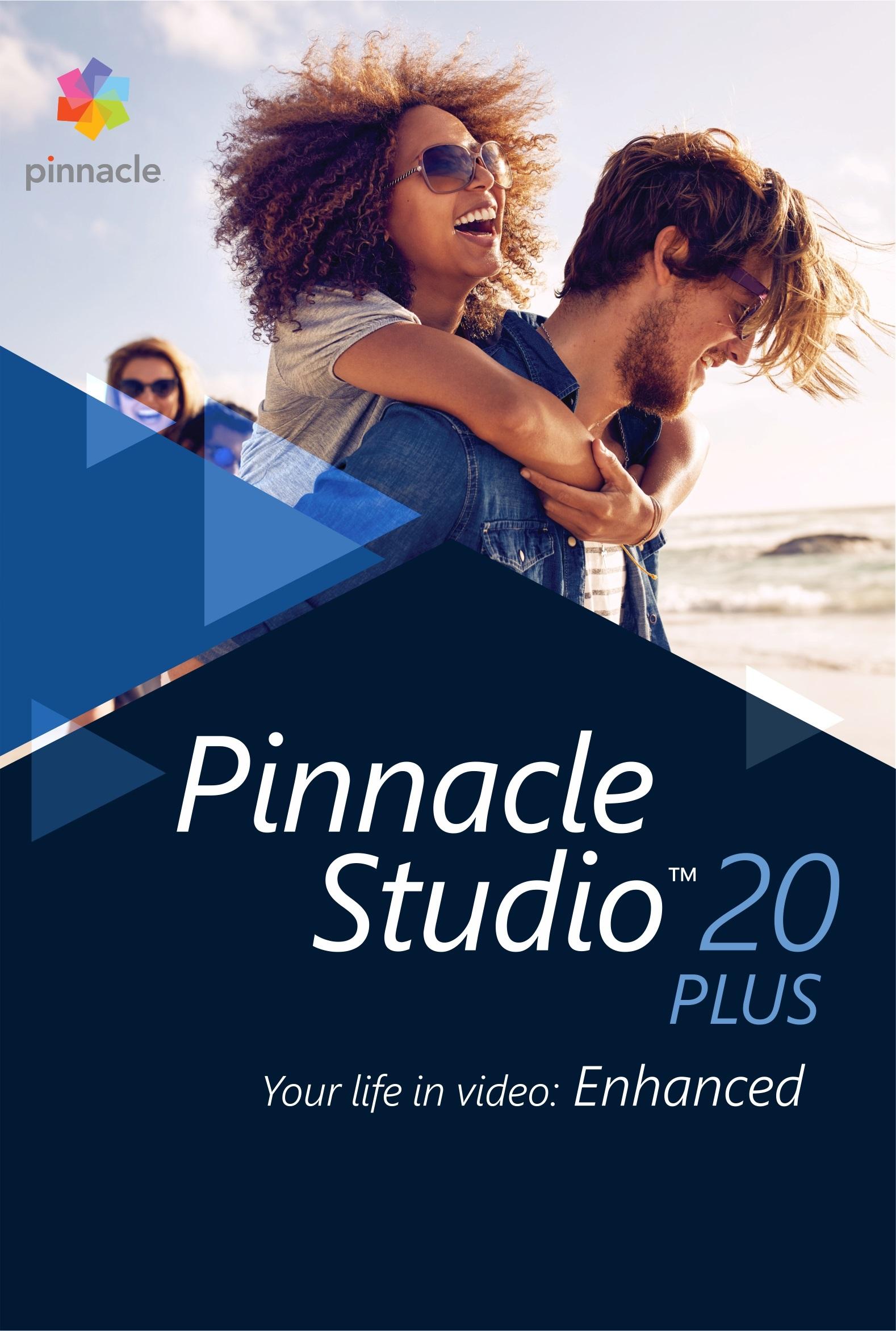 Pinnacle Studio 20 Plus (Цифровая версия)Редактор Pinnacle Studio 20 Plus поддерживает одновременную работу над видеорядами с четырёх камер: монтаж, добавление переходов, синхронизацию звуковой дорожки с помощью функции Audio Syncing.<br>