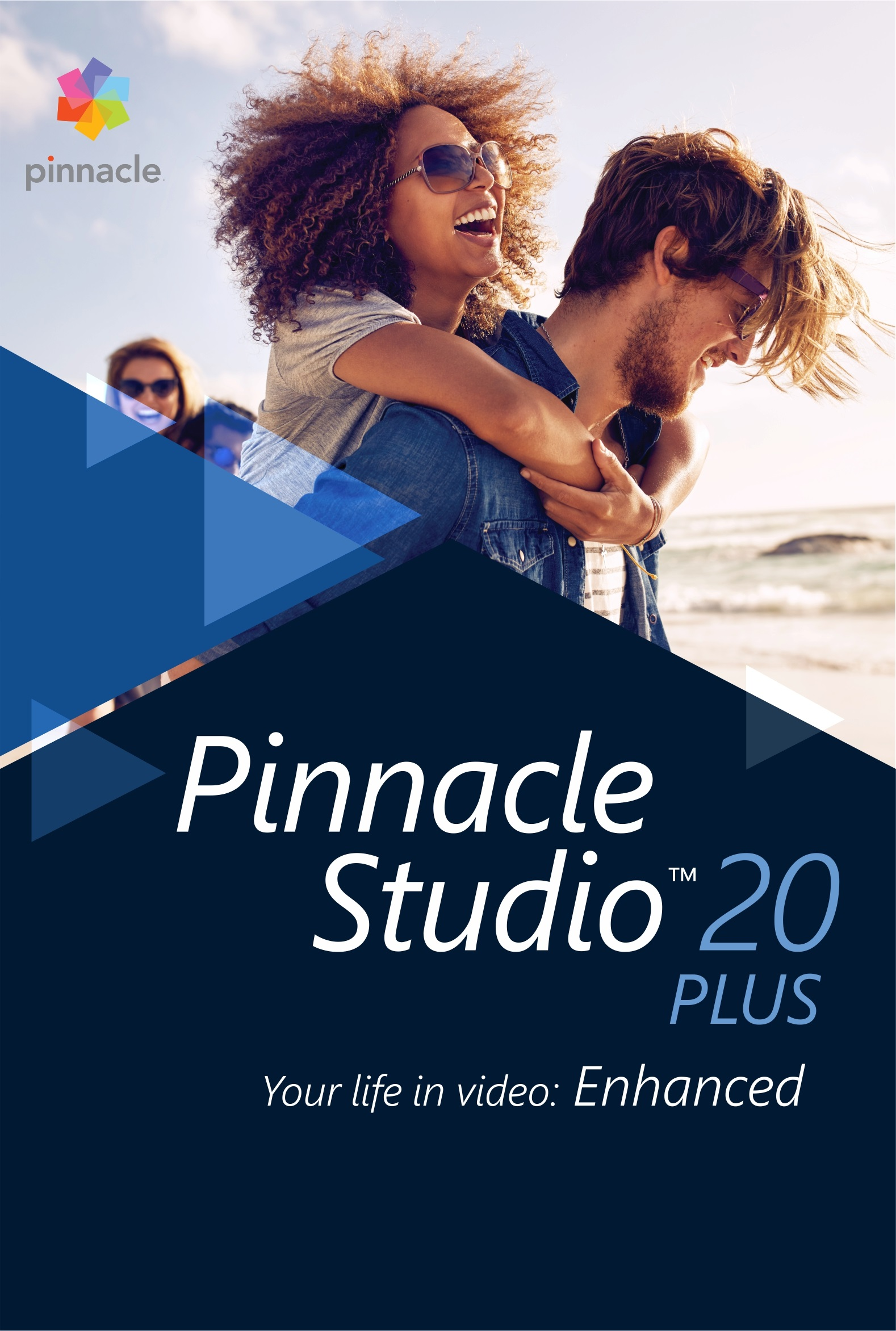 Pinnacle Studio 20 Plus (Цифровая версия)