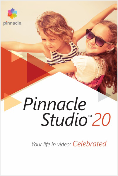 Pinnacle Studio 20 Standard (Цифровая версия)