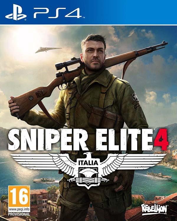 Sniper Elite 4 [PS4]Sniper Elite 4 продолжает серию игр о Второй мировой войне. Новая Sniper Elite &amp;ndash; это лучшая баллистика, увлекательный режим скрытности от третьего лица и самые обширные и красочные пейзажи!<br>