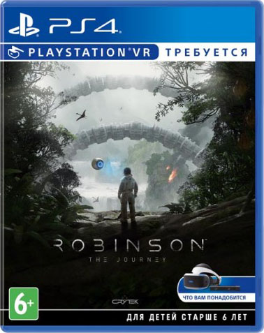 Robinson: The Journey (только для VR) [PS4] robinson the journey только для vr [ps4]