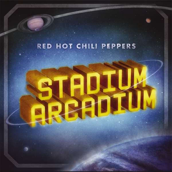 Red Hot Chili Peppers. Stadium Arcadium (4 LP) виниловая пластинка guano apes bel air 2 lp